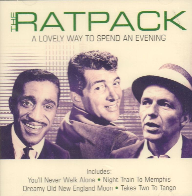 The Ratpack A Lovely Way To Spend An Evening Vinyl