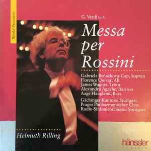 Helmuth Rilling Messa Per Rossini