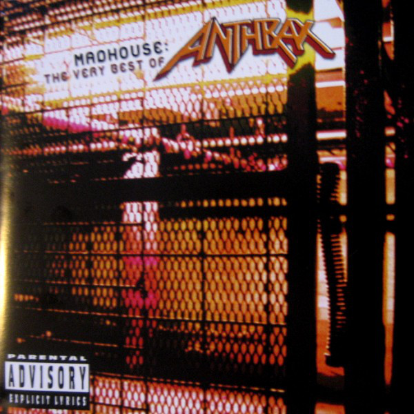 Anthrax Madhouse: The Very Best Of Anthrax CD