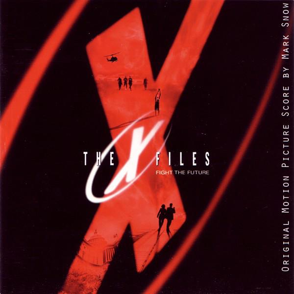 Mark Snow The X-Files - Fight The Future (Original Motion Picture Score) CD