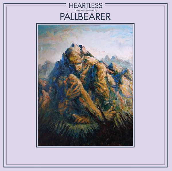 Pallbearer Heartless CD