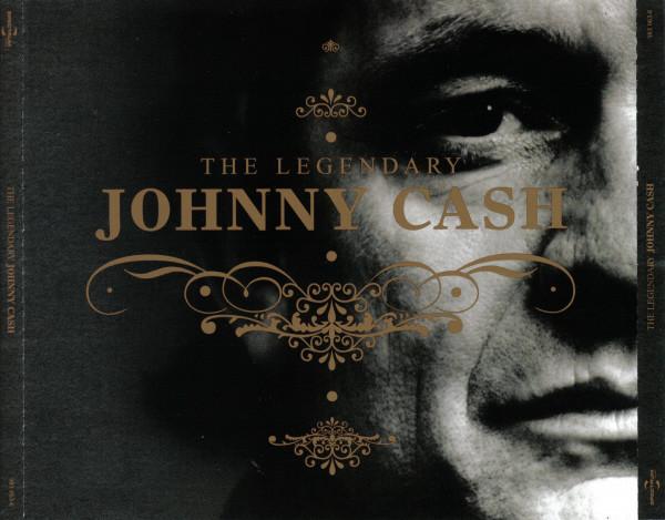 Cash, Johnny The Legendary Johnny Cash