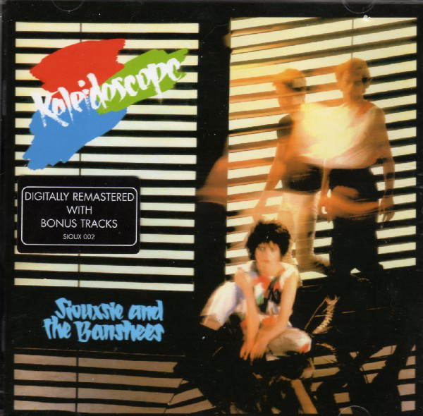 Siouxsie andThe Banshees Kaleidoscope