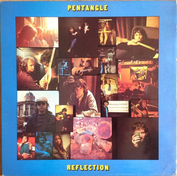 Pentangle Reflection Vinyl