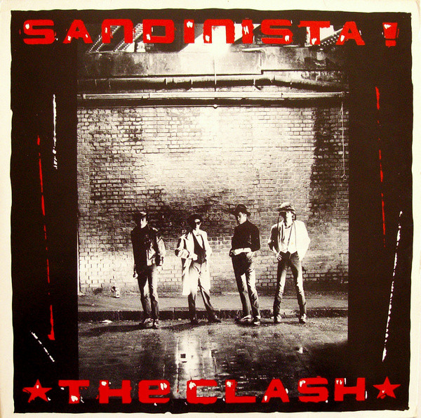 The Clash Sandinista