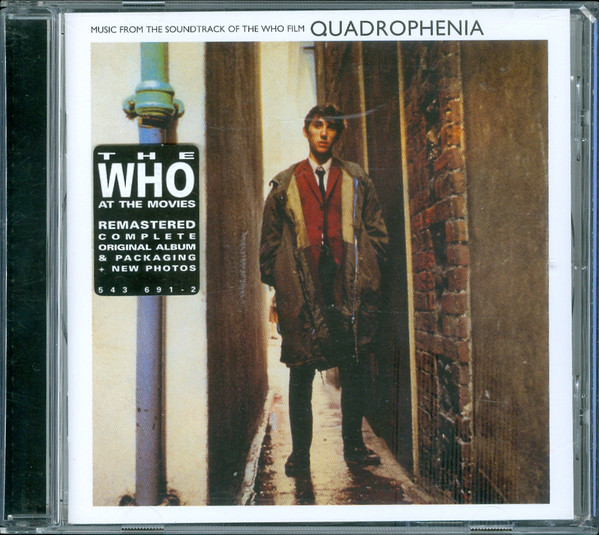 Various Music From The Soundtrack Of The Who Film Quadrophenia