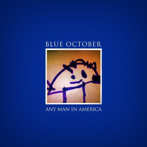 Blue October Any Man In America CD