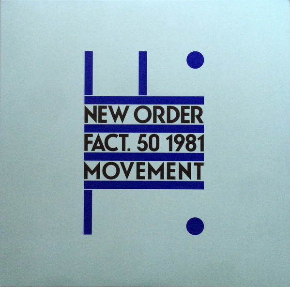 New Order Movement Vinyl
