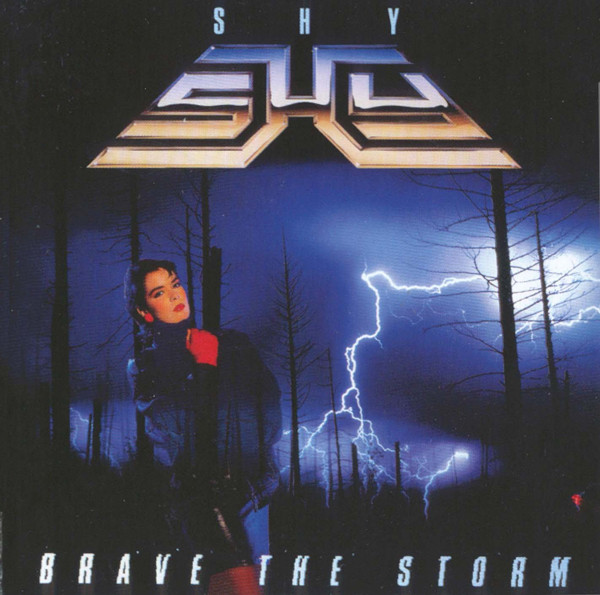 Shy Brave The Storm