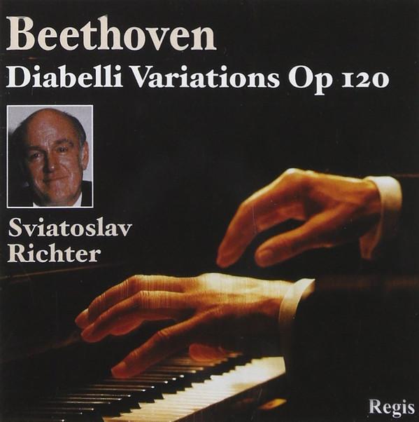 Beethoven, Sviatoslav Richter Diabelli Variations Op. 120