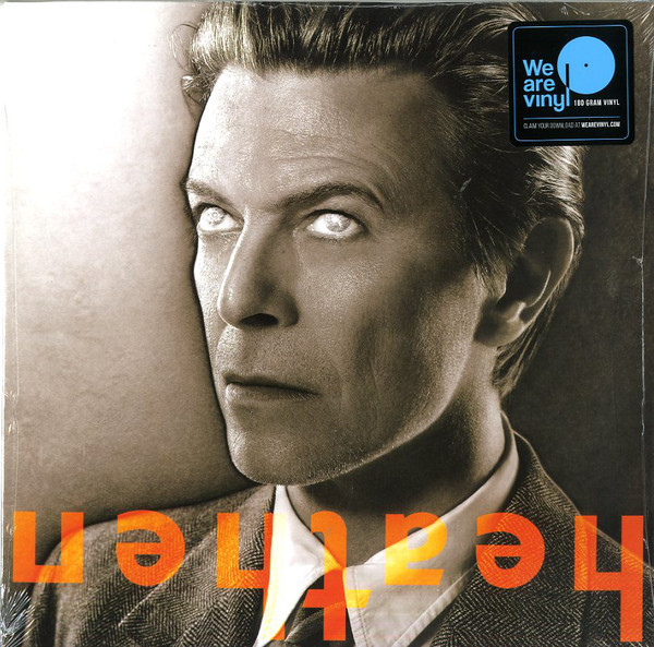 Bowie, David Heathen Vinyl