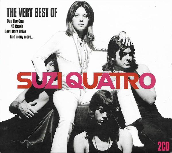 Quatro, Suzi The Very Best Of Suzi Quatro