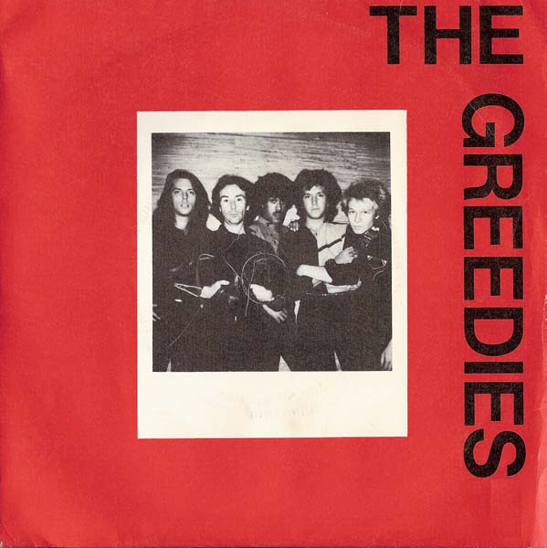 The Greedies A Merry Jingle Vinyl