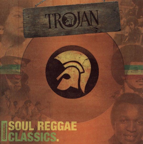 Various Trojan: Original Soul Reggae Classics Vinyl