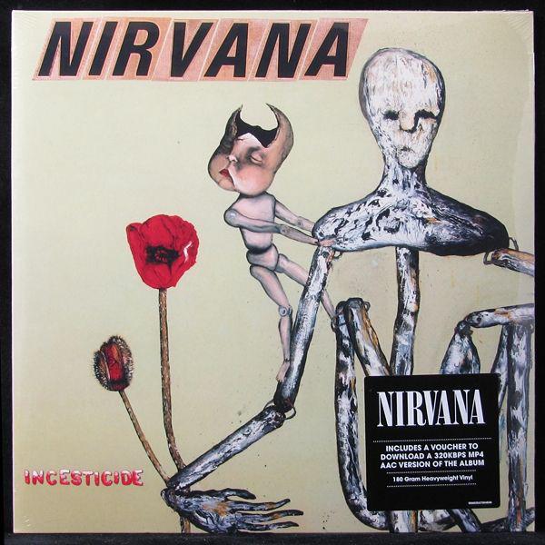 Nirvana Incesticide Vinyl