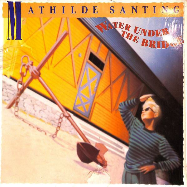 Santing, Mathilde Water Under The Bridge Vinyl