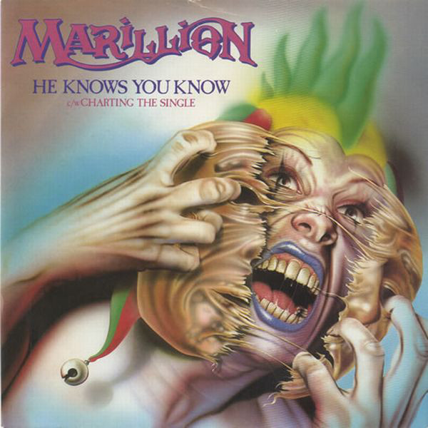 Marillion He Knows You Know Vinyl