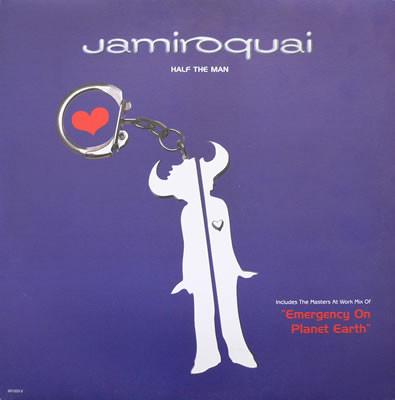 Jamiroquai Half The Man Vinyl