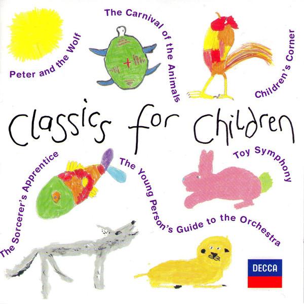 Various Classics For Children Vinyl