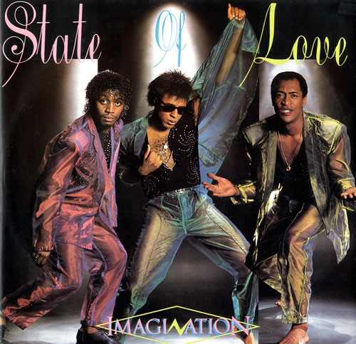 Imagination State Of Love Vinyl