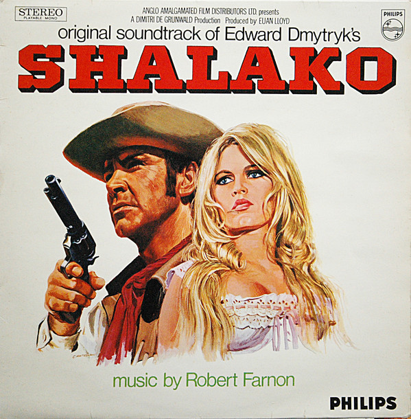 Robert Farnon Shalako Vinyl