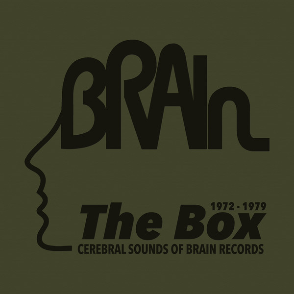 Various The Brain Box - Cerebral Sounds Of Brain Records 1972-1979 Vinyl