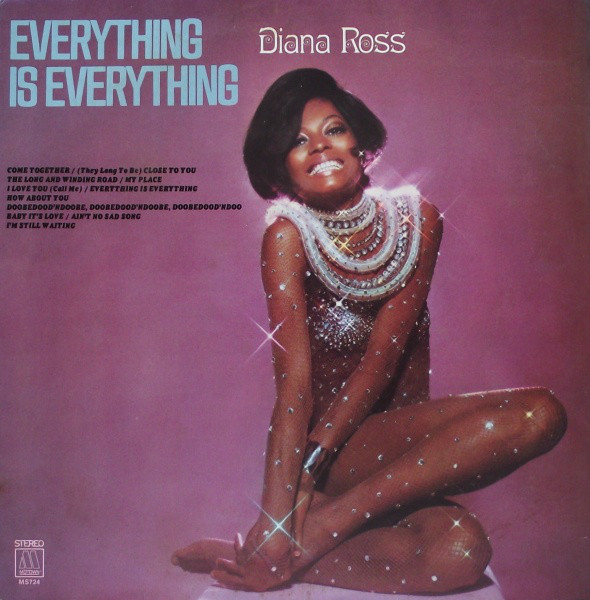 Ross, Diana Everything Is Everything