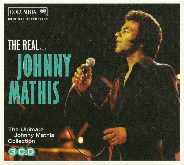 Mathis, Johnny The Real... Johnny Mathis CD