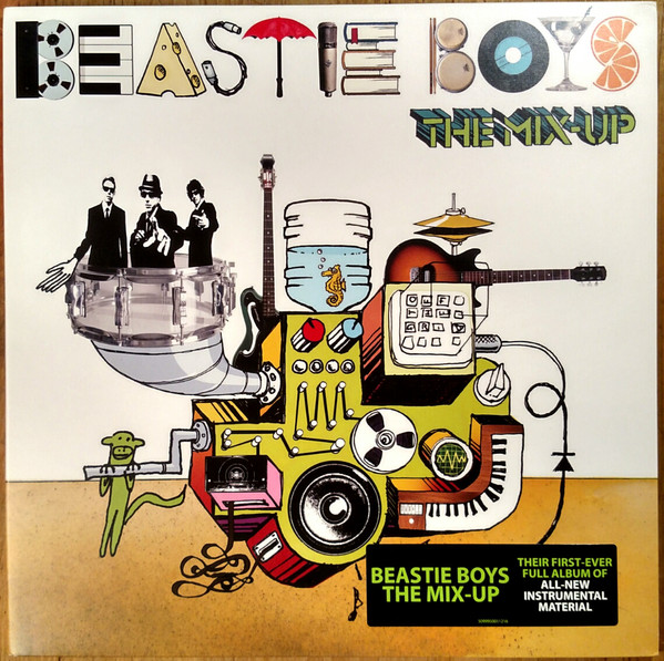 Beastie Boys The Mix-Up Vinyl