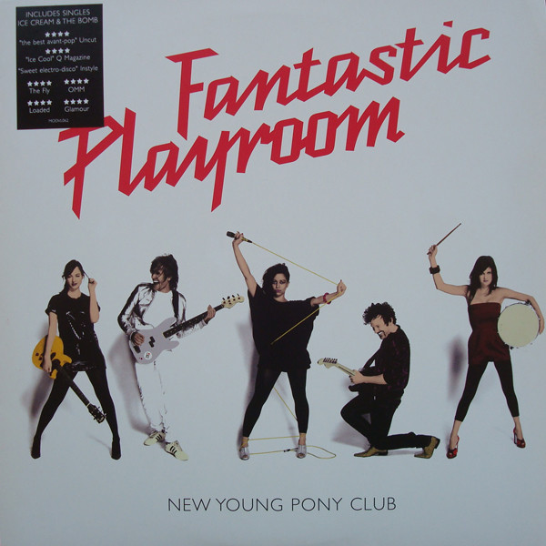 New Young Pony Club New Young Pony Club Vinyl