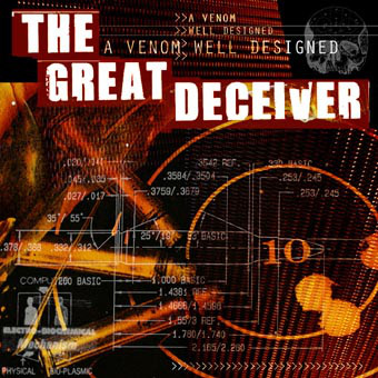 Great Deceiver (The) A Venom Well Designed CD