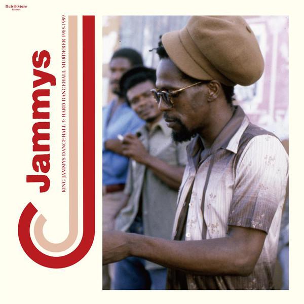 Various King Jammys Dancehall 3: Hard Dancehall Murderer 1985-1989 Vinyl