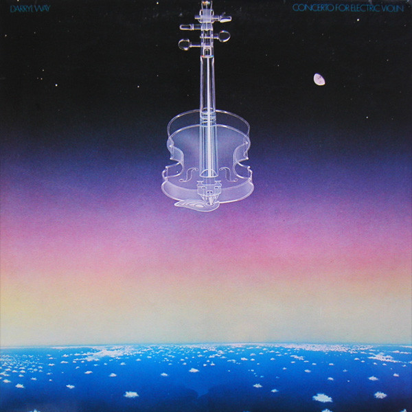 Darryl Way Concerto For Electric Violin Vinyl