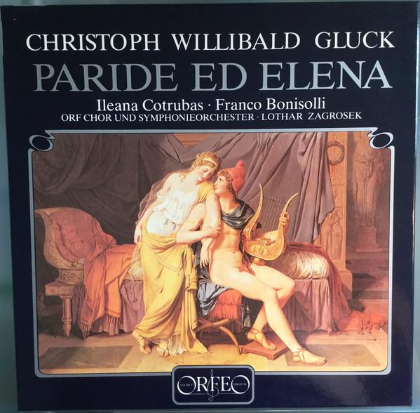 Gluck - Franco Bonisolli, Lothar Zagrosek Paride Ed Elena