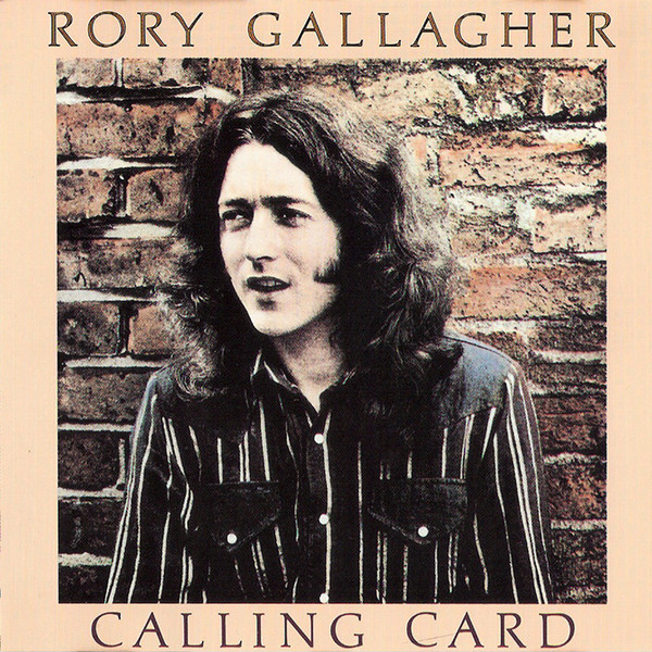 Gallagher, Rory Calling Card CD
