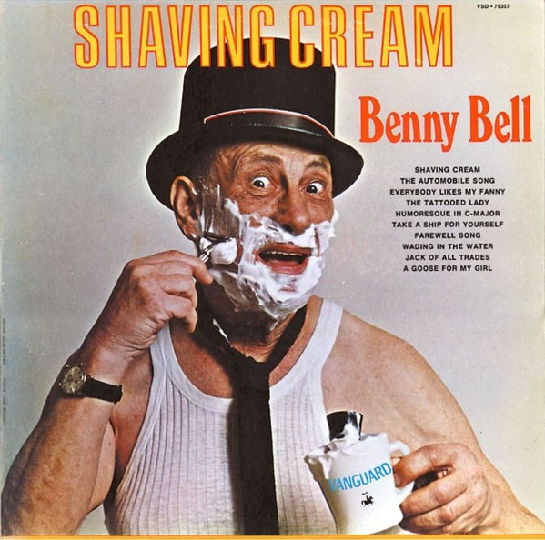 Bell, Benny Shaving Cream