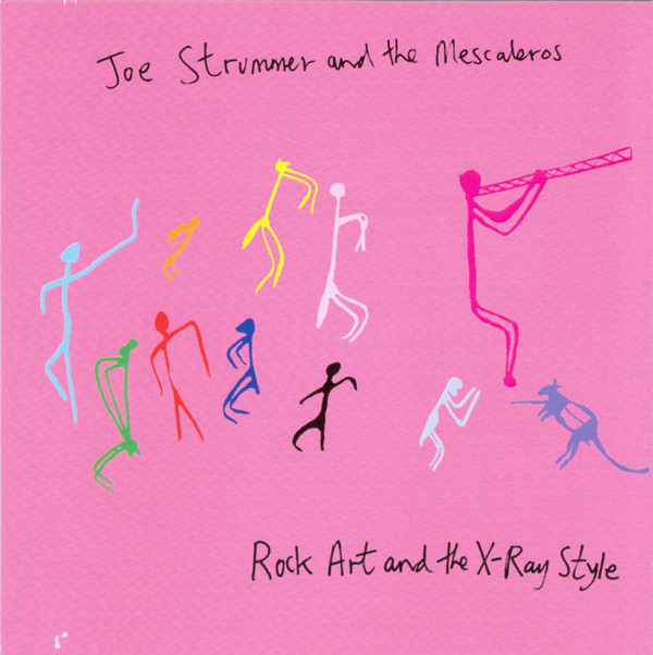 Joe Strummer & The Mescaleros Rock Art And The X-Ray Style