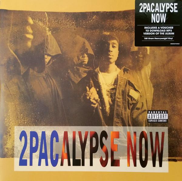 2Pac 2Pacalypse Now  Vinyl