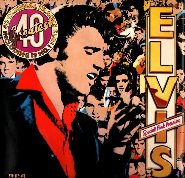 Presley, Elvis Elvis' 40 Greatest Vinyl
