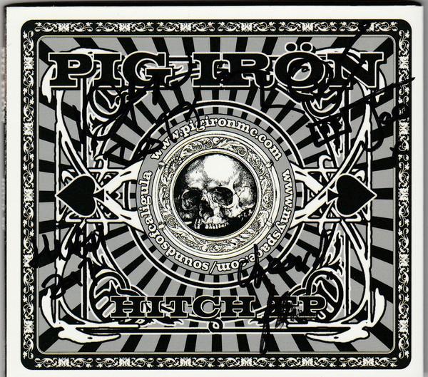 Pig Iron Hitch Vinyl