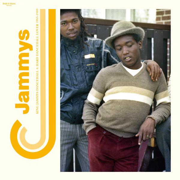 Various King Jammys Dancehall 4: Hard Dancehall Lover 1985-1989