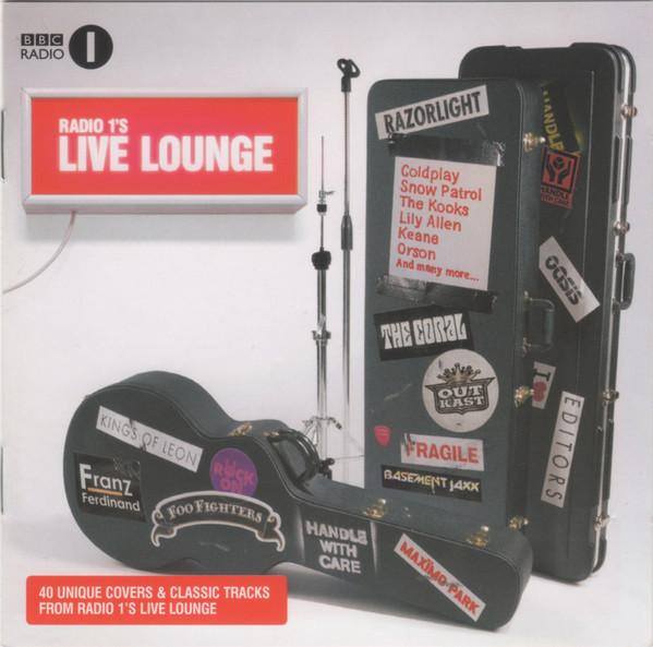 Various Radio 1's Live Lounge  CD