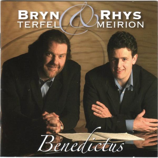 Bryn Terfel & Rhys Meirion Benedictus CD