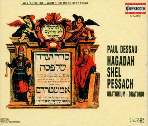 Dessau - Philharmonisches Staatsorchester Hamburg, Gerd Albrecht Hagadah Shel Pessach