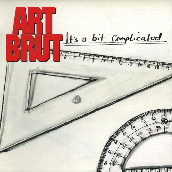 Art Brut It's a Bit Complicated CD
