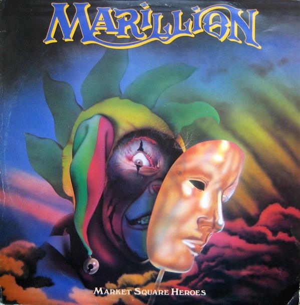 Marillion Market Square Heroes