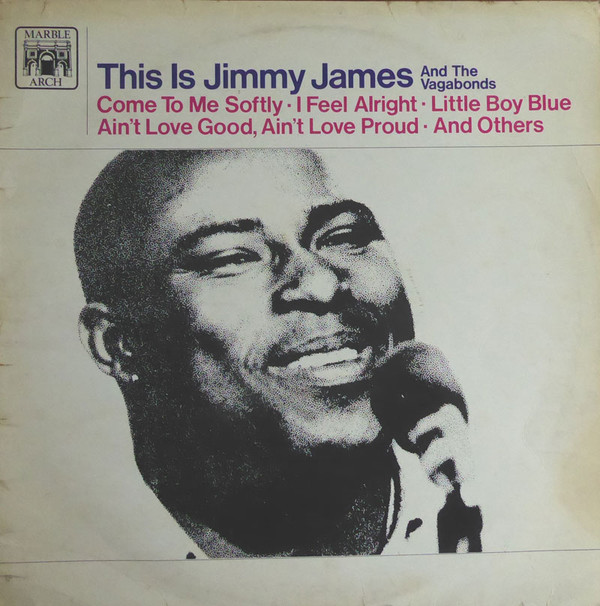 James, Jimmy This Is Jimmy James And The Vagabonds Vinyl
