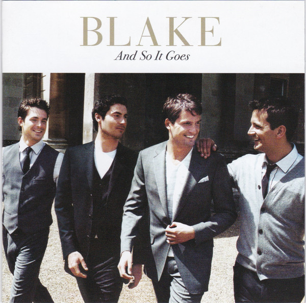 Blake And So It Goes CD