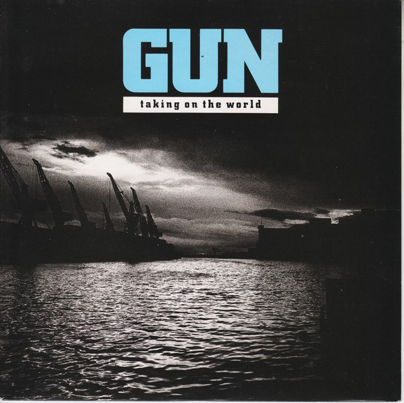 Gun Taking On The World Vinyl