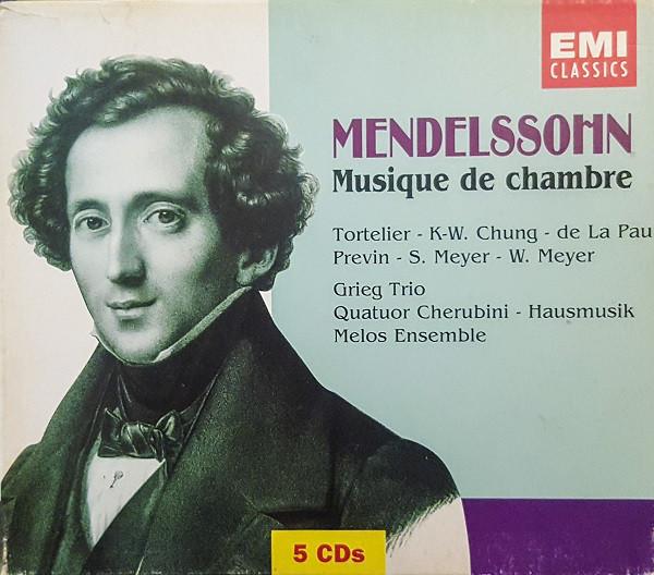 Mendelssohn Musique De Chambre